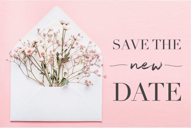 Coronavírus x Casamento: como comunicar o adiamento e a nova data aos convidados?