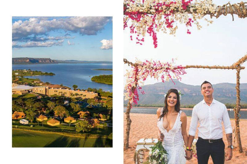 3 resorts perfeitos para a lua de mel e destination wedding no Brasil