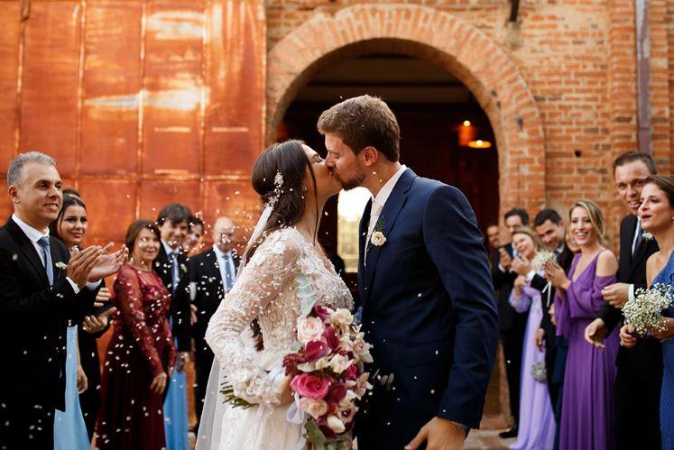 Casamento na fazenda: Isabella + Luís Henrique