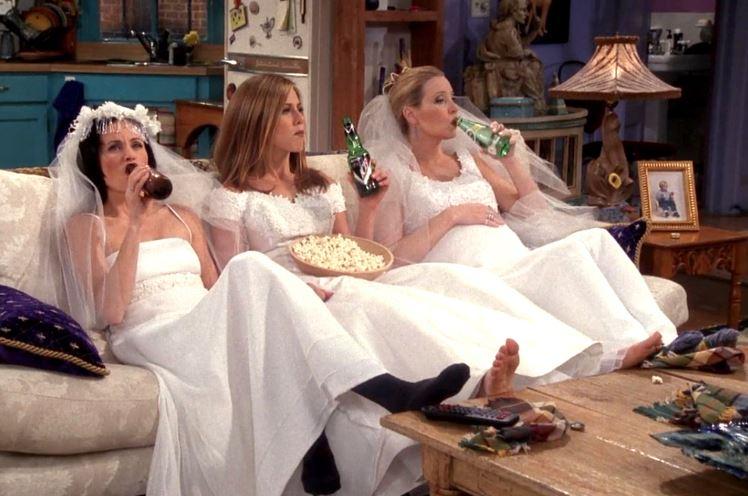 Filmes de casamento e séries para assistir durante a quarentena