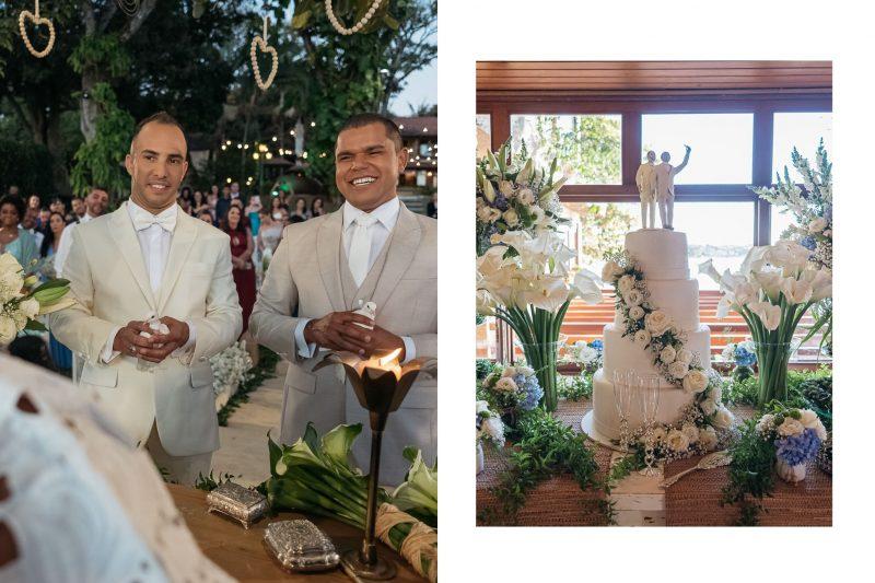 Casamento clássico e rústico: Luiz Felipe + Victor