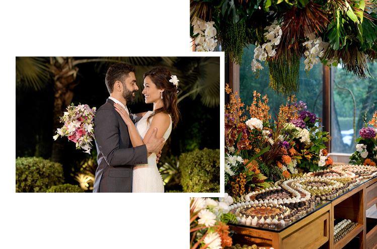 Casamento contemporâneo: Catia + Ricardo