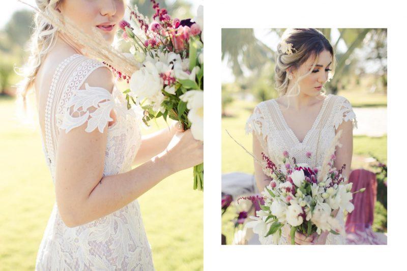 Redress faz editorial para inspirar noivas que sonham com um vestido de alta-costura