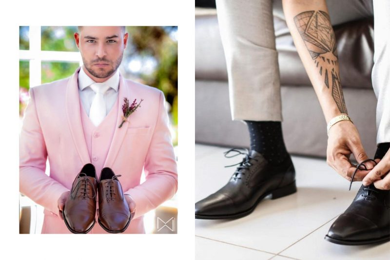 Sapato do noivo: como não errar na escolha?