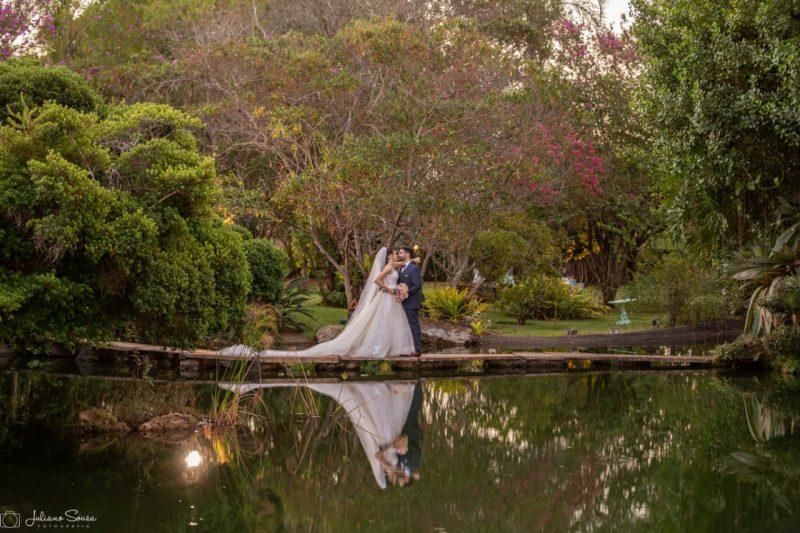 Casamento romântico e cheio de amor: Samara Alves + Gabriel Figueiredo