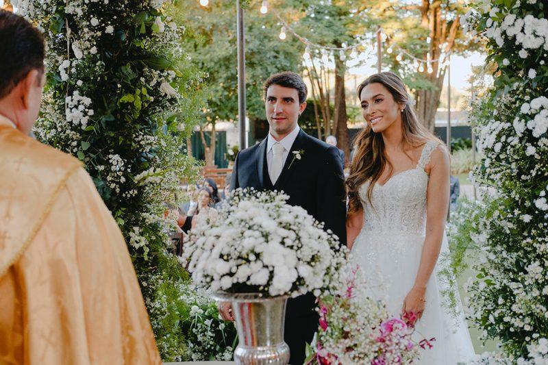 Casamento em Ribeirão Preto: Maria Victoria + Fábio