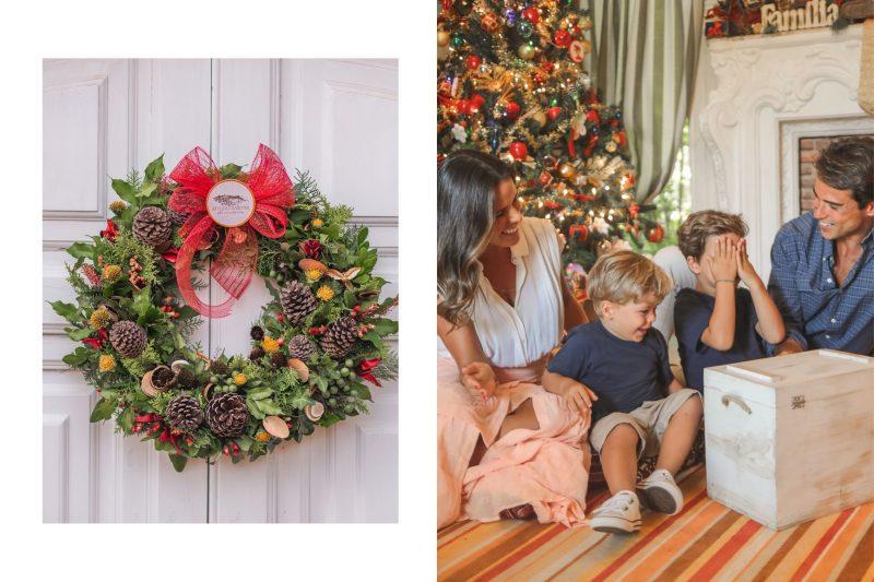 Atelier Giardini lança coleção de arranjos para o Natal