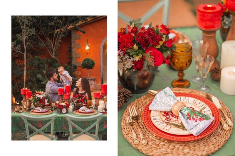 Villa Giardini inspira decoração de Natal