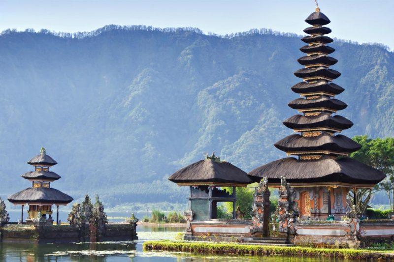 Vamos para a Indonésia?
