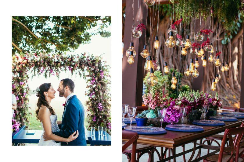 Casamento no Brasília Palace: Amanda + André