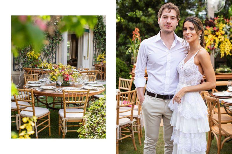 Noivado em casa: Roberta + Mauricio