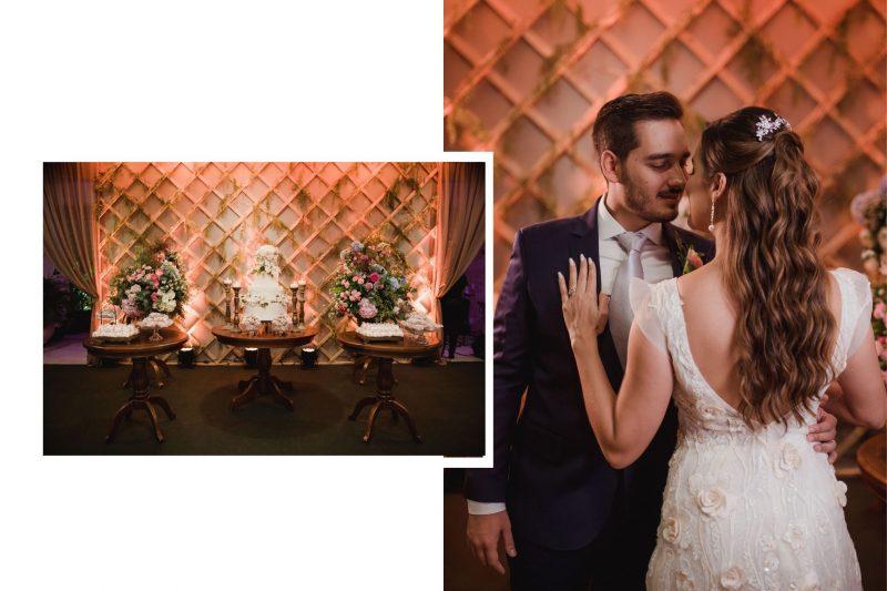 Casamento intimista: Paula Ribeiro + Matheus Fonseca