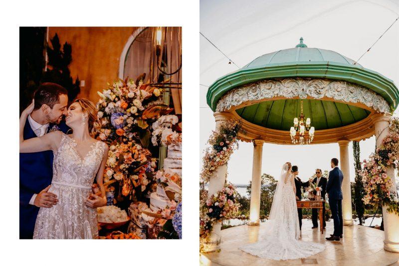 Casamento super romântico no Villa Giardini: Isadora + André