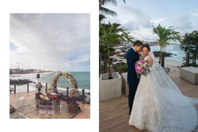 Destination Wedding em Natal/RN: Juliana Cunha + André Oliveira
